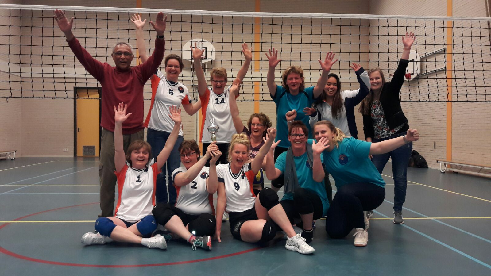 Recreanten Dames 3
