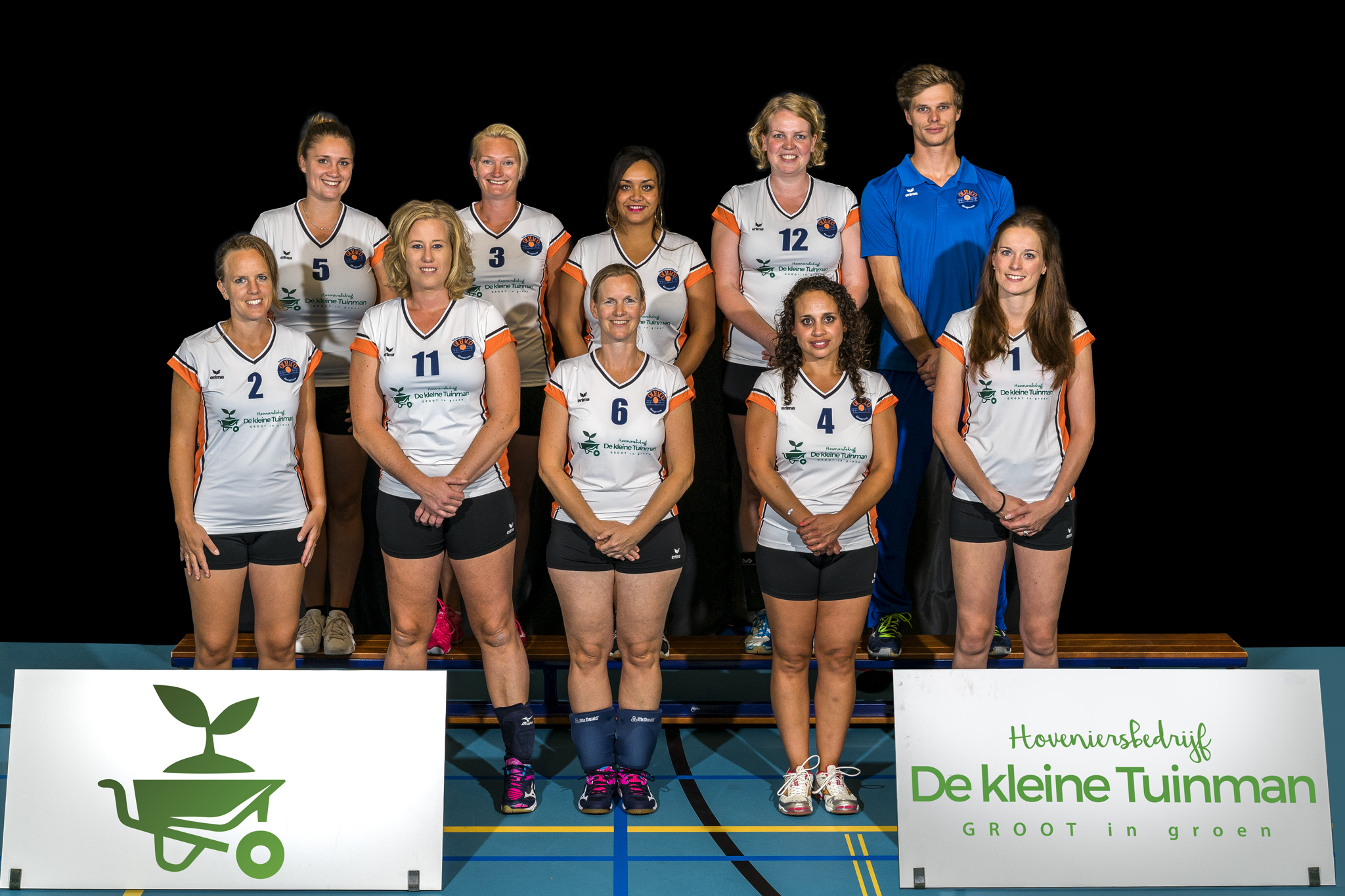Recreanten Dames 1