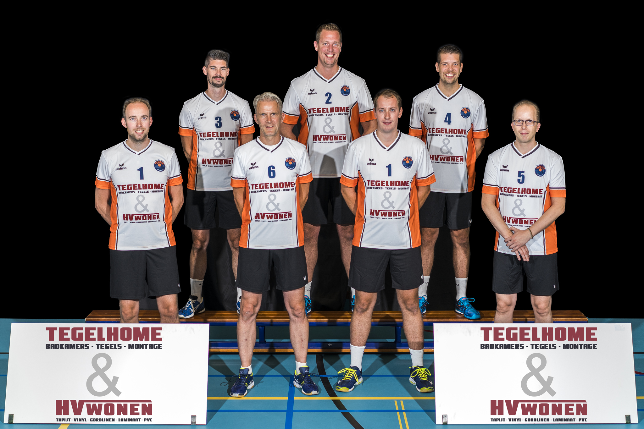 Recreanten Heren 4